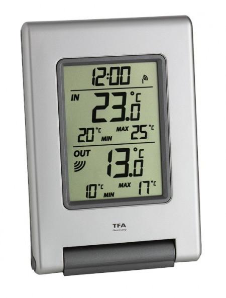 Digitalni termometar sa satom EASY BASE