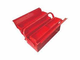 Kutija za alat metalna  3- delna