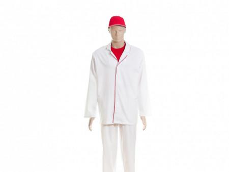 Mesarska uniforma - radna bluza muška