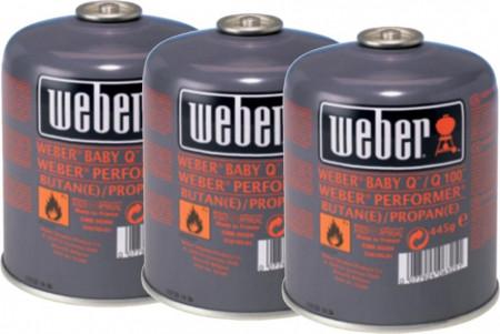 Plinska kartuša 445g Weber 3/1