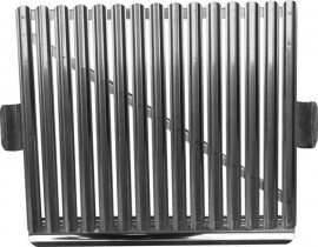 Roštilj ploča 46x40 cm INOX
