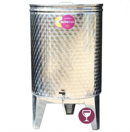 Bure za vino EZIO INOX 320L