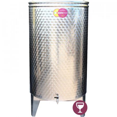 Bure za vino EZIO INOX 620L