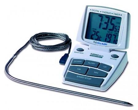 Digitalni termometar za visoke temperature do 200 ºC sa sondom