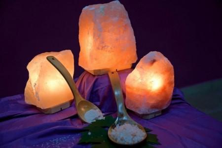 Lampa od himalajske soli od 6kg do 10kg
