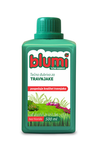 Prihrana za travnjake Blumi 500ml