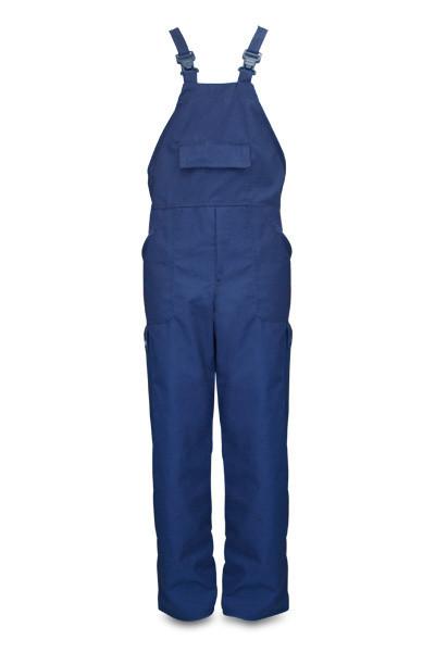 Radne pantalone na tregere Pilot 48-64