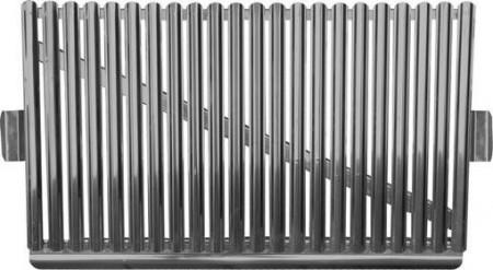 Roštilj ploča 70x40 cm INOX