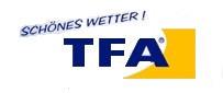 Termometar za vrelu vodu sa zaštitnim okvirom TFA 14.1009