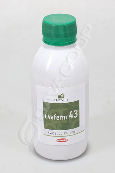 KVASAC UVAFERM 43, 100 gr za sva vina
