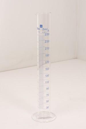 Menzura staklena sa skalom 250ml
