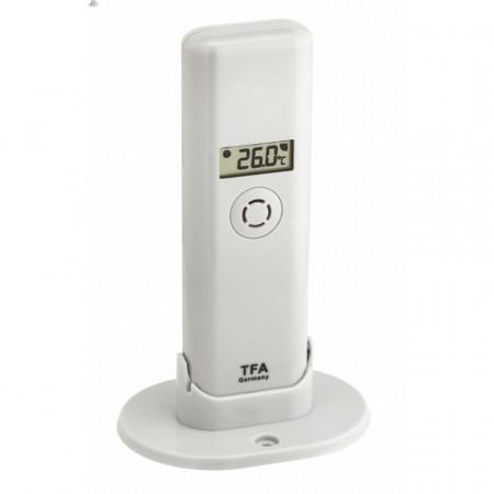Meteorološka stanica sa meračem klime, meračem kiše i meračem vetra WeatherHub