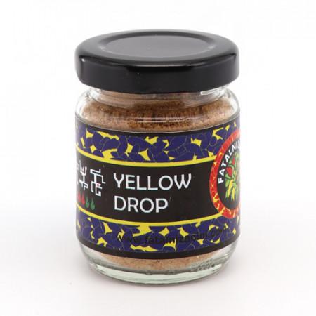 Mlevena ljuta paprika Yellow drop 30g FATALNI ZAČINI