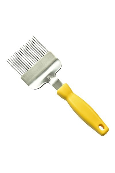 Pčelarska viljuška 16 + nož Inox