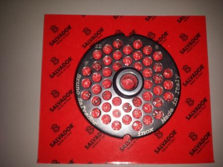 Rešetka INOX za mašinu za mlevenje mesa 32/4 mm