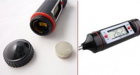 Termometar digitalni za tečnost od -50 do +150C Enolandia