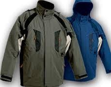 Slika Zimska jakna Nyala - siva