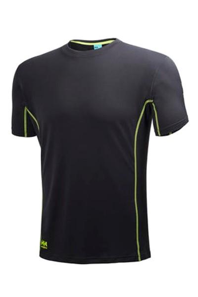 Aktivna majica kratkih rukava MAGNI crna HH