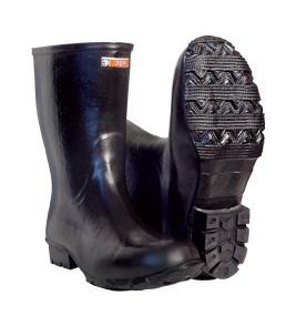 Slika Čizme gumene bez postave - niska Tigar