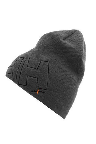 Slika Kapa zimska tamno siva HH