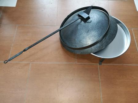 Kovani sač 60cm za pitu