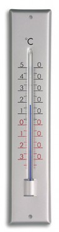 Analogni aluminijumski spoljni/unutrašnji  termometar TFA 12.2041