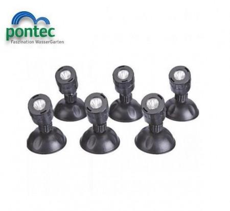 Slika Led reflektori PONTEC Set 6/1 za jezera i fontane