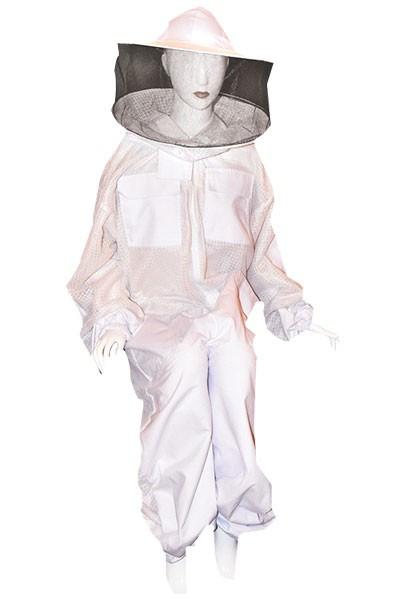 Pčelarsko odelo sa šeširom XL