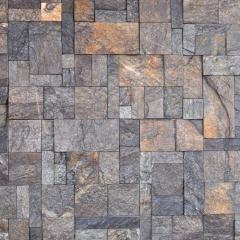 Prirodni kamen - NERO BALKAN MOZAIK