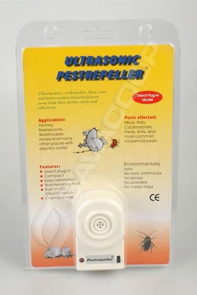 Rasterivač miševa i pacova do 150m2