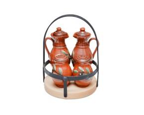 Slika Set za ulje i sirće, Olivernik