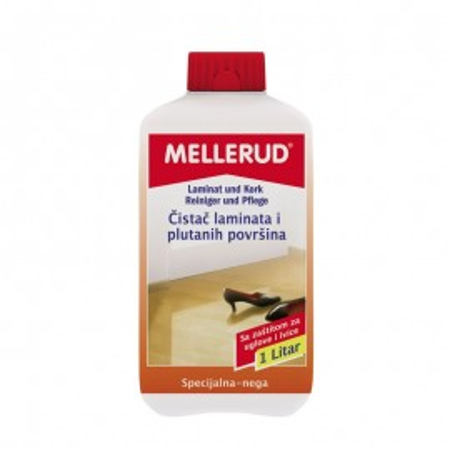 Sredstvo za čišćenje laminata i plute 1L Mellerud