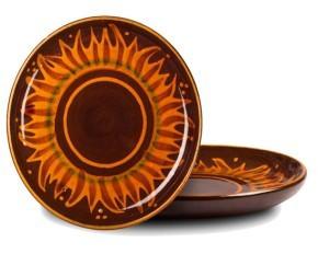 Slika Tanjir plitki 22cm, Vatra dizajn