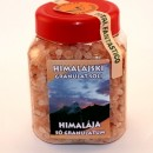 Granulat himalajske soli za dekoraciju 1kg