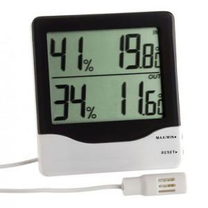 Digitalni termometar higrometar In-Out