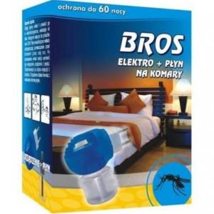 Električni aparat sa tečnošću protiv komaraca BROS