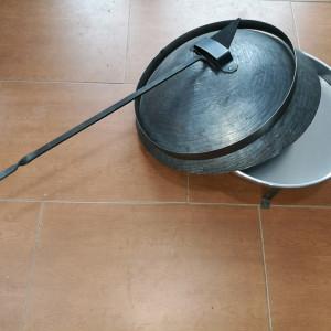 Kovani sač 55 cm za pitu