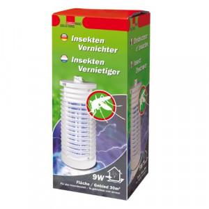 Lampa za komarce - insekte 9W Swissino Solutions za 30m2