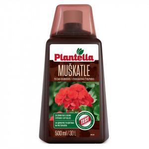 Prihrana za muškatle 500ml Plantella