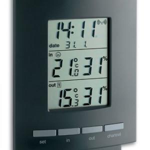 Digitalni termometar sa radio kontrolom (wireless)