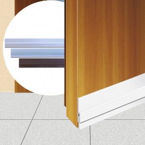 Dihtung PVC lajsna za vrata sa gumom 2/1
