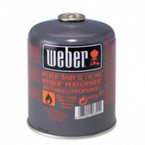 Kartuša za plinske roštilje Weber 445g