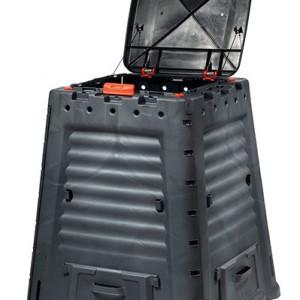 Komposter Mega 650L ( bez baze ) - crna