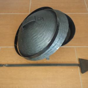 Kovani sač 55 cm za meso