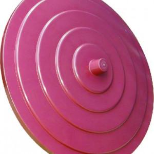 Poklopac za crvenu kacu 500L - Mobil Plastic