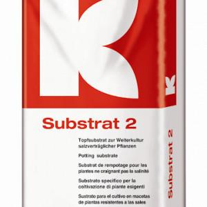 Substrat 2 za biljke tolerantne na so 70L Klasman