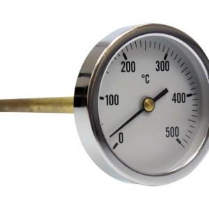 Termometar za visoke temperature sa sondom 30cm