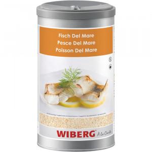 Začinska mešavina za ribu Wiberg 1100g Fisch Del Mare