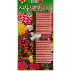 Floraline štapići za bilje - crveni 50/1