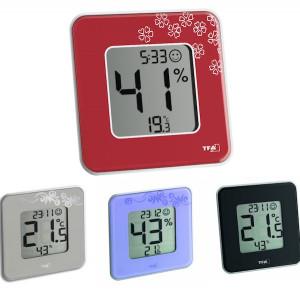 Digitalni termometar higrometar Style